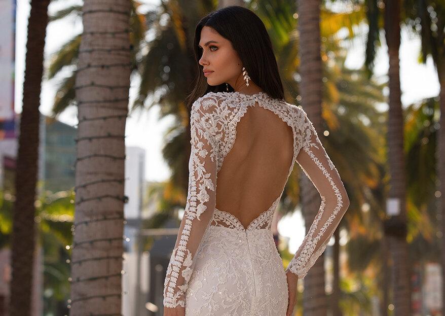 Lingerie para vestidos de noiva com corte e decotes difíceis
