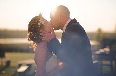 Bonne humeur garantie pour le mariage coloré de Lydie + Johan