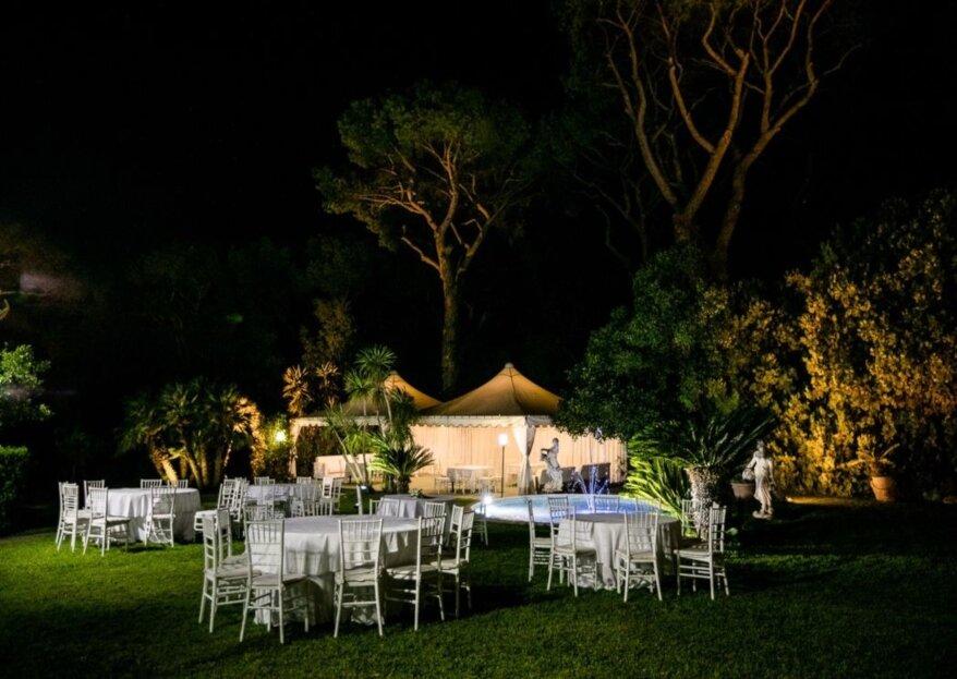I luoghi ideali dove unirvi in matrimonio