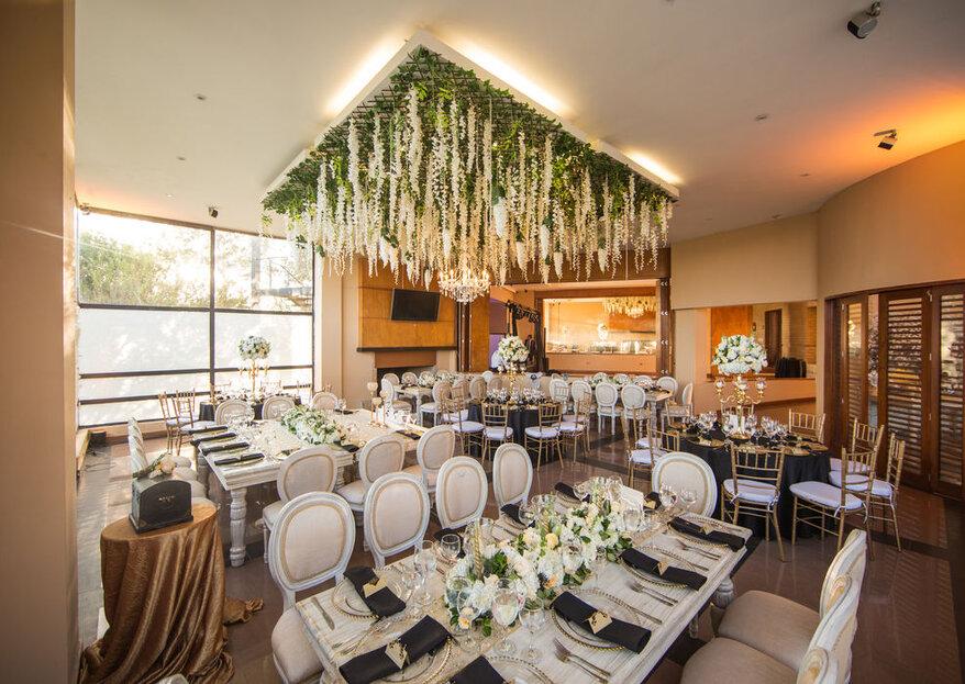 Le Jardín - Eventos Grupo Medina: para una boda de ensueño, como cuento de hadas
