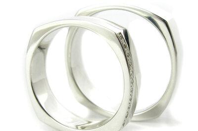 Argollas de matrimonio vanguardistas