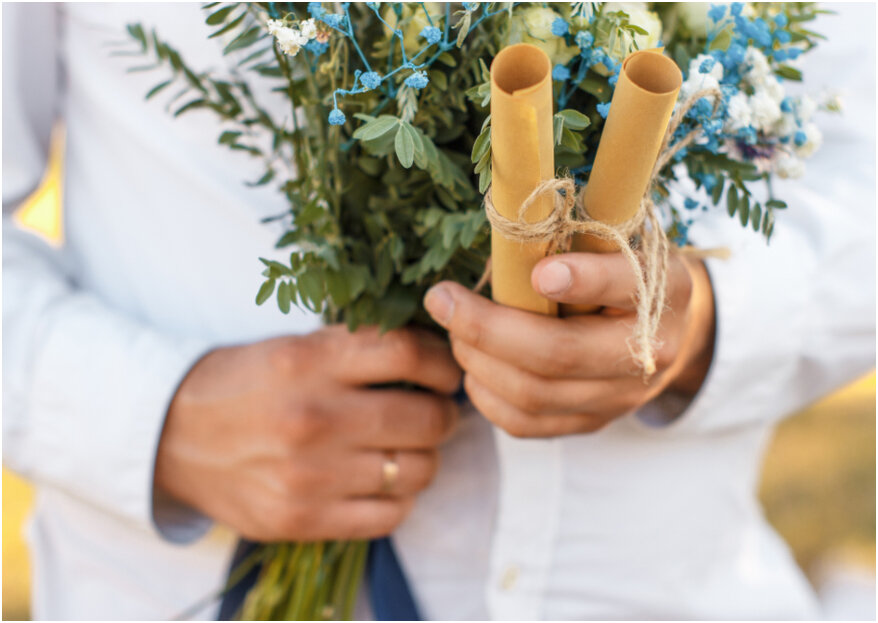 5 stappen: hoe schrijf ik de trouwbelofte?
