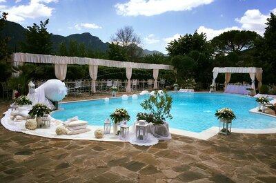 Le 10 migliori location per matrimoni a Caserta