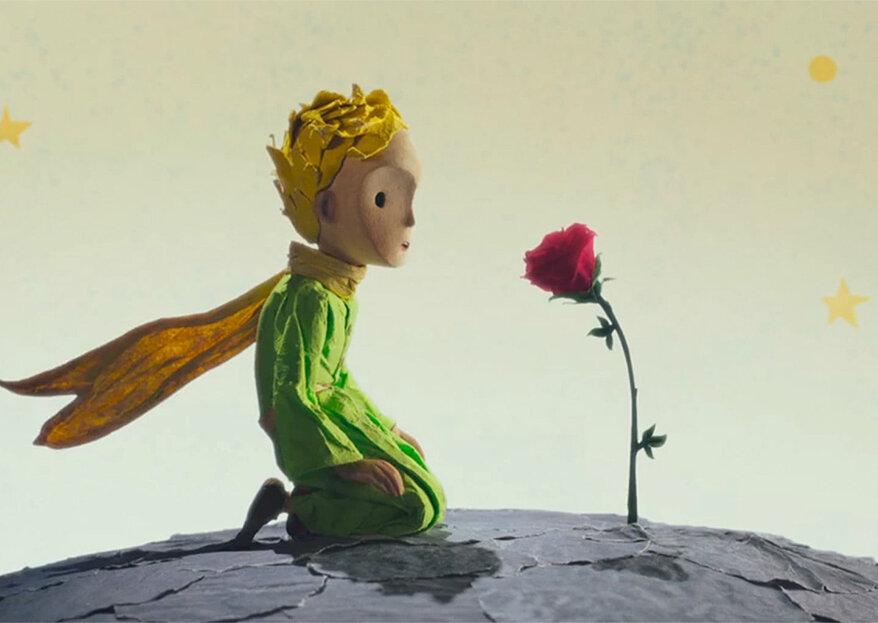 """Frases de """"O Principezinho"""" para entender o amor e a vida"""