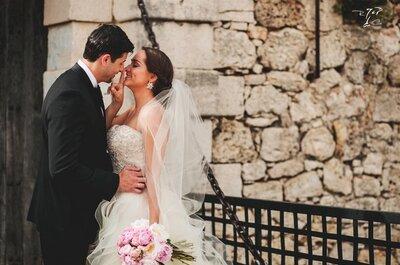 Cuatro países y una boda: la de Igor y Jekaterina en Chinchón