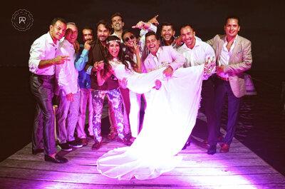 Conoce el mejor servicio de wedding planner para bodas destino, ¡simplemente increíble!