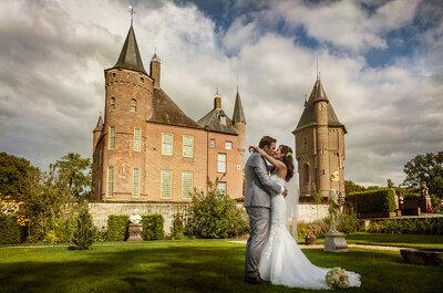 De mooiste trouwkastelen van Nederland!