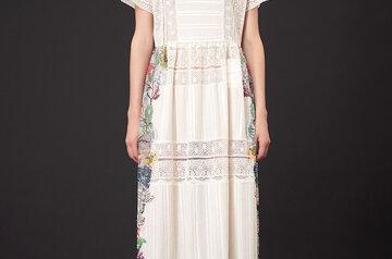 Vestidos de fiesta inspirados en la cultura mexicana  Una tendencia para  recordar db121c329eef