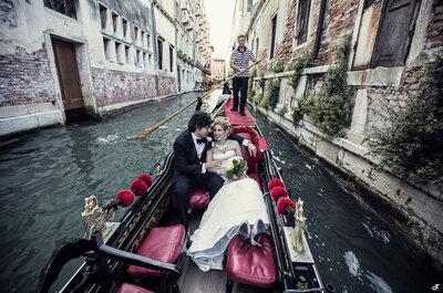 Mike ed Elisa: un matrimonio a Venezia dalle mille sfumature