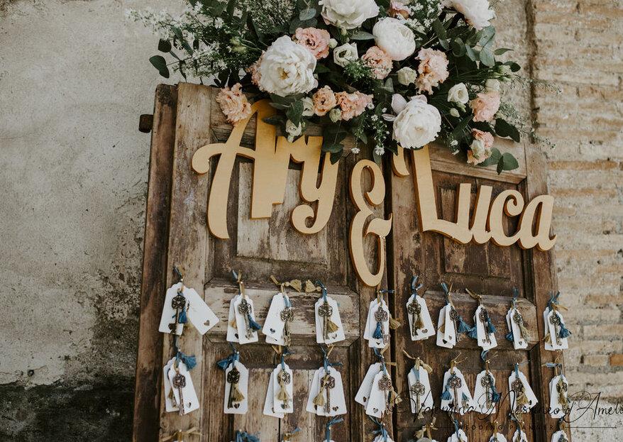 Il Mio Matrimonio Wedding Planners è l'asso nella manica per la riuscita delle TUE nozze!