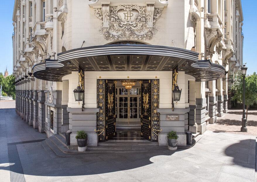 The Westin Palace, Madrid: 107 años celebrando los eventos con más lujo y distinción de Madrid