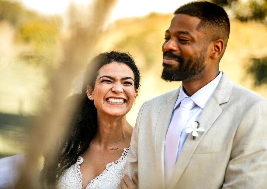 O checklist de um sonho: descubra aqui quais são os fornecedores essenciais para organizar um casamento memorável!