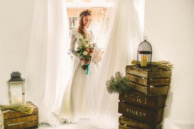 El amor no tiene precio... Pero, ¡tu vestido de novia sí!