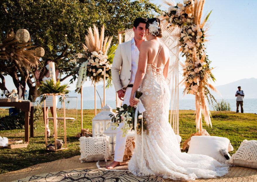 Mar Soto Wedding & Event Planner: una boda de ensueño con un estilo elegante y romántico