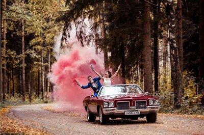 Дерзость и свобода: 2 ваших союзника, чтобы сделать идеальные свадебные фотографии!