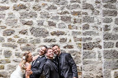 Real Wedding: Doppelhochzeit einmal anders!