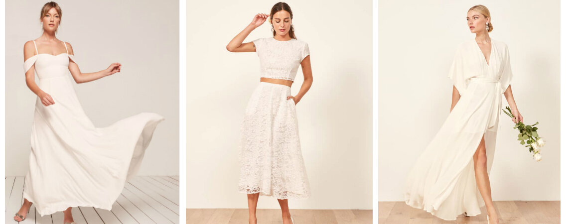 The Reformation: Affordable Bridalwear for the Millennial Woman