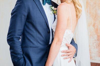 Unidos por el hip hop: la boda de Nina y Daniel