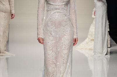 White Gallery 2014: Os 20 vestidos de noiva mais originais