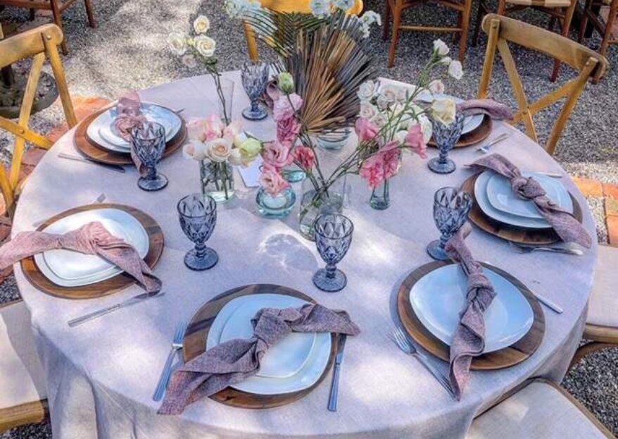 Adelaida Catering: una experiencia culinaria para novios e invitados