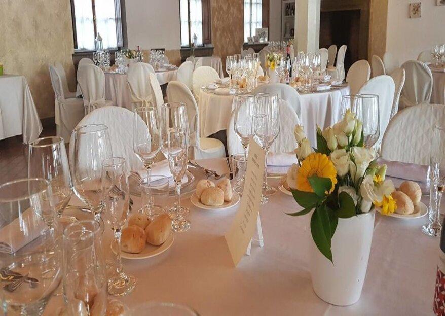 La Vecchia Filanda: uno chef stellato e una location esclusiva per le tue nozze: cosa vuoi di più?