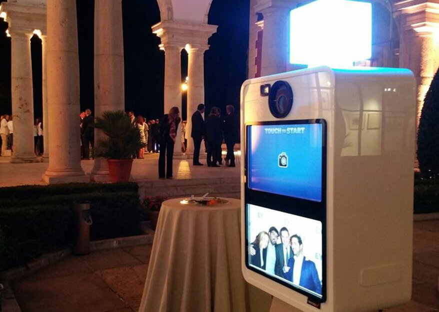 Animagram, el fotomatón del futuro para revolucionar la fiesta de tu boda
