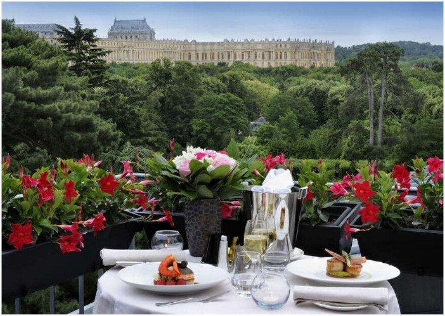 Les plus beaux lieux de réception dans les Yvelines pour un mariage exceptionnel !