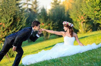 Una boda elegante, natural y llena de magia en la CDMX
