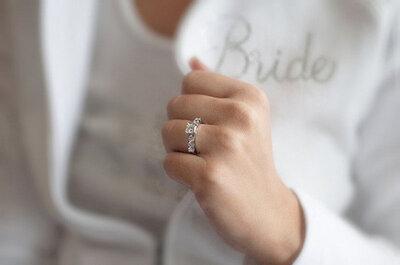 Trauringe und Hochzeitsschmuck - die Trends 2014