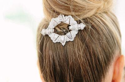 Zauberhafte Brautfrisuren für langes Haar