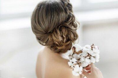 5 типов причесок для невесты 2017: выберите свой вариант!
