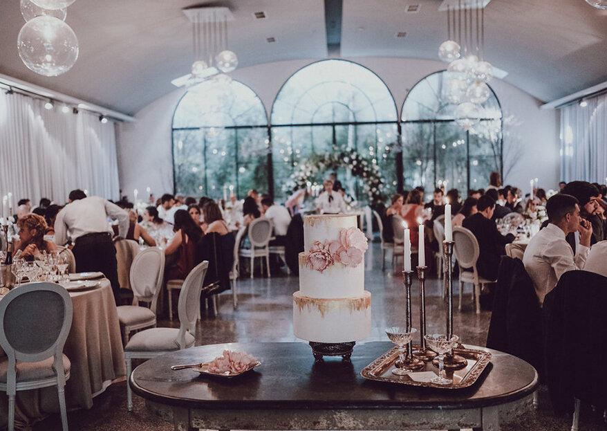Como sobreviver à época dos casamentos: 6 conselhos para não engordar