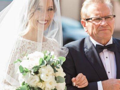 Zjawiskowy reportaż ślubny Agieszki i Dominika z Pałacu Sulisław na Dolnym Śląsku. Nie przegap!