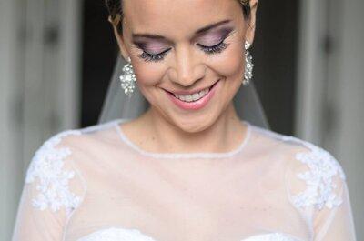 Aprende a resaltar tu belleza sin perder tu estilo el día de la boda. ¡Que no te cambien!