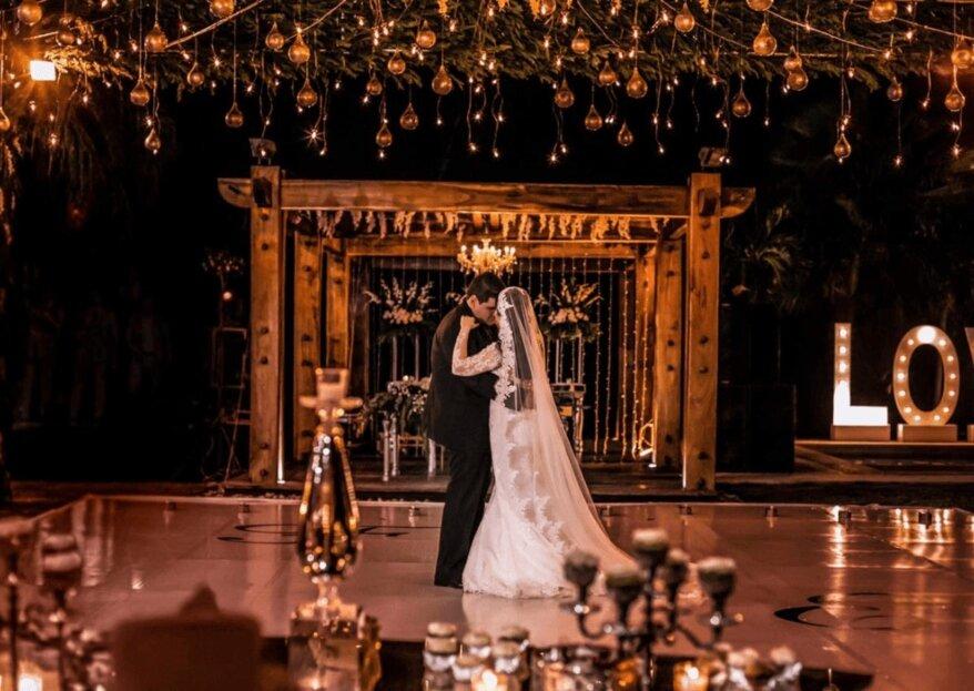 Cindhy Camacho Event Planner: bodas maravillosas con una producción impecable