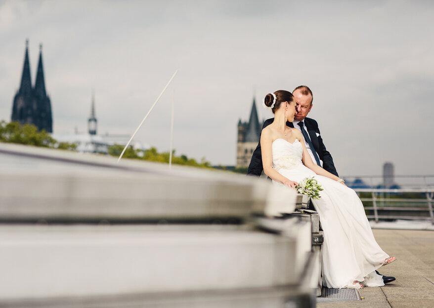 Kölsche Hochzeit – Unsere Experten erklären, wie man in der Domstadt heiratet!