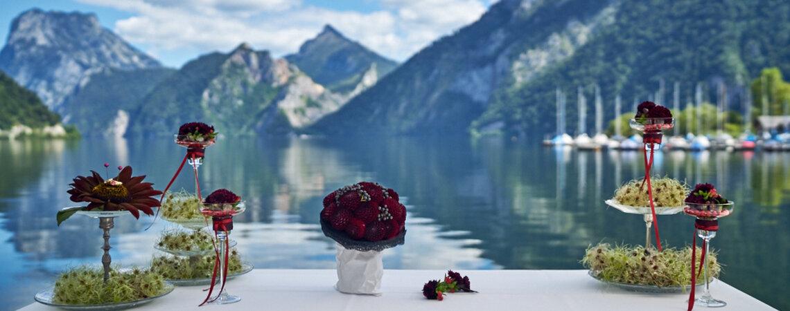 SagJA im Salzkammergut - die Hochzeitsmesse für alle Brautpaare die ihre Liebe gerne feiern!