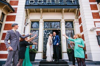 Styled shoot bruiloft met het thema 'the roaring twenties': prachtig!