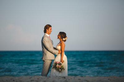 Graba mi nombre en tu corazón para siempre: La boda de Cris y Xavi