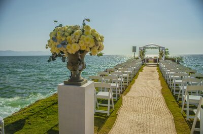 Los 15 mejores hoteles para boda en Puerto Vallarta: El paraíso en tu gran día