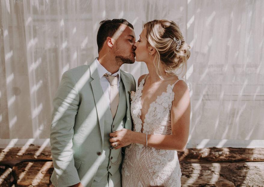 Diferentes espaços para diferentes tipos de noivos: prepara-se para descobrir o seu!