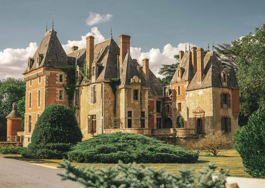 Château de Courcelles Le Roy: The Place Where Anything Can Happen