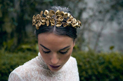 Floral Crowns: un complemento muy chic