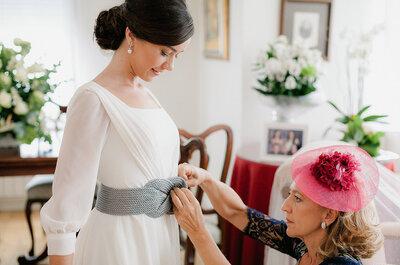 Penteados de noiva com o cabelo preso 2016: elegância e durabilidade!