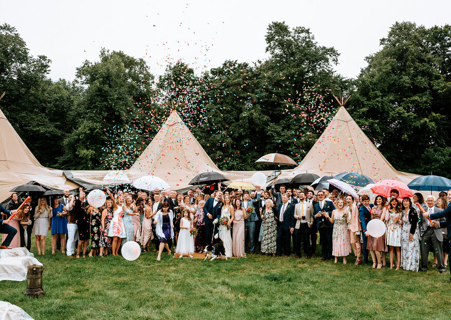 A Unique Wedding Fair for the Couple Looking To Break Convention
