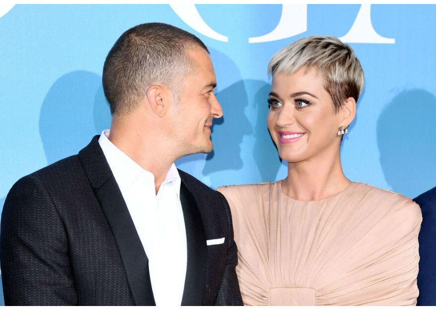 Katy Perry und Orlando Bloom sind verlobt!