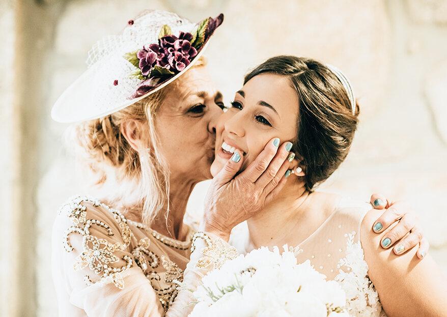 É a mãe da noiva? Então, por favor, NÃO faça estas 9 coisas!