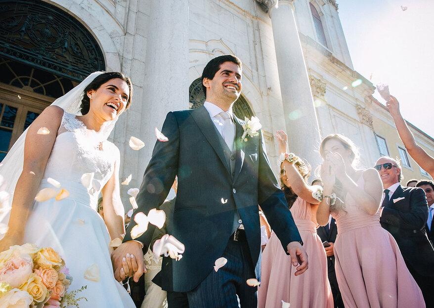 Os 6 convidados que não podem deixar de ir ao seu casamento