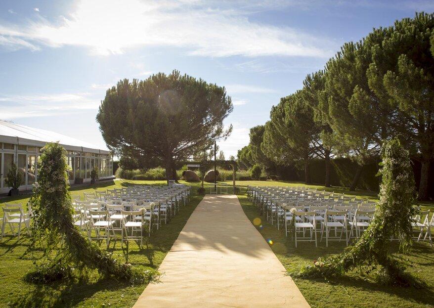 Jardín de Páramo: naturaleza, talento y exclusividad para la boda de tus sueños