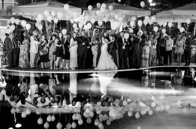 Ma la foto di gruppo ad un matrimonio è ancora di moda?